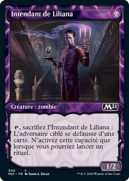 Intendant de Liliana