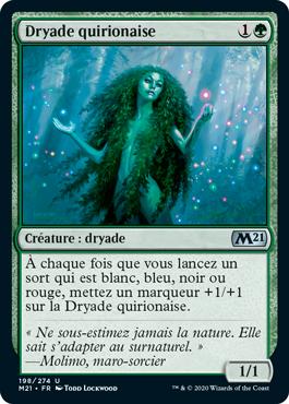 Dryade quirionaise