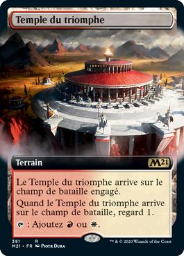 Temple du triomphe