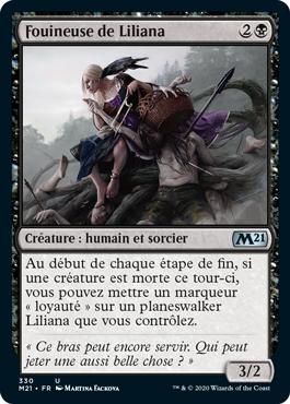 Fouineuse de Liliana