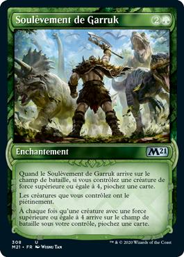 Soulèvement de Garruk