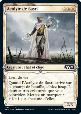 Showcase Basri's Acolyte