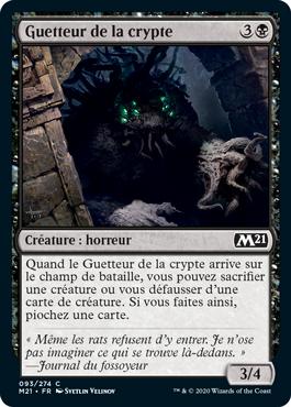 Guetteur de la crypte