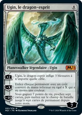 Ugin, le dragon-esprit