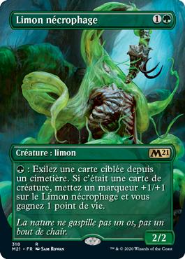 Limon nécrophage
