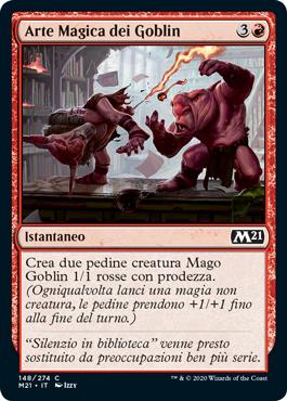 Arte Magica dei Goblin