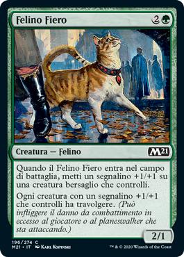 Felino Fiero