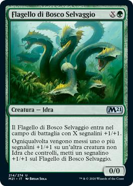 Flagello di Bosco Selvaggio