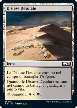 Distese Desolate