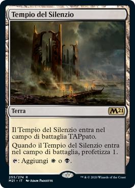 Tempio del Silenzio