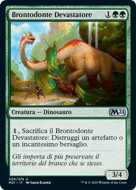 Brontodonte Devastatore