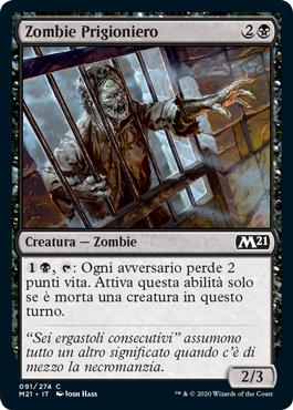 Zombie Prigioniero