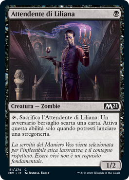 Liliana's Steward