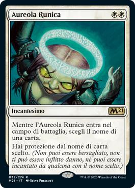 Aureola Runica