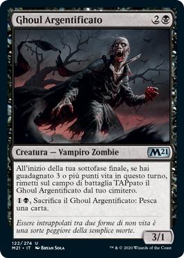 Ghoul Argentificato