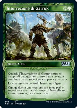 Insurrezione di Garruk