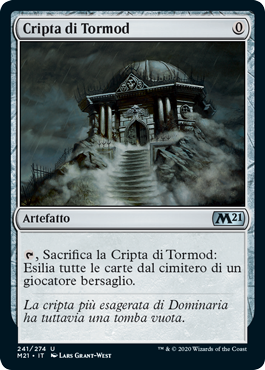 Cripta di Tormod