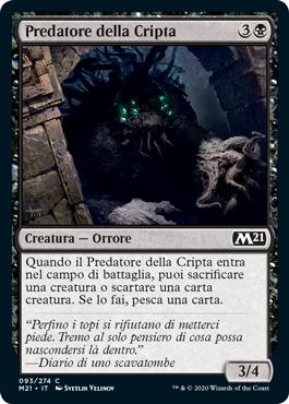 Predatore della Cripta