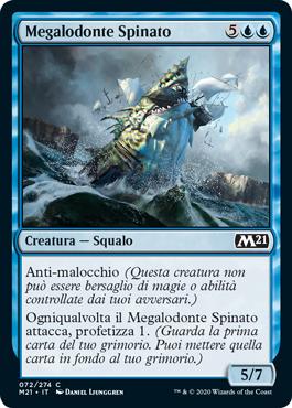 Megalodonte Spinato