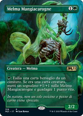 Melma Mangiacarogne