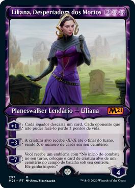 Liliana, Despertadora dos Mortos