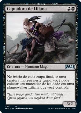 Captadora de Liliana