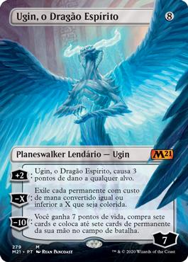 Ugin, o Dragão Espírito