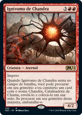 Ignívomo de Chandra