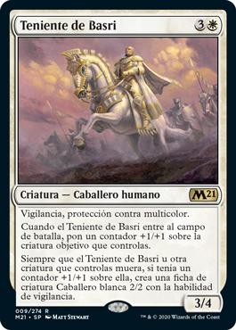 Teniente de Basri