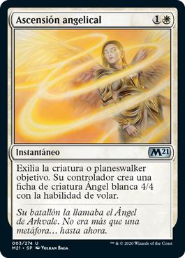 Ascensión angelical