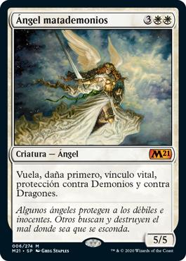 Ángel matademonios