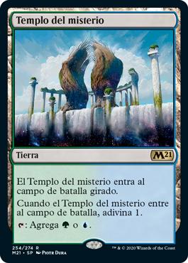 Templo del misterio