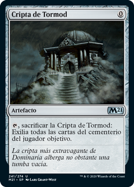 Cripta de Tormod
