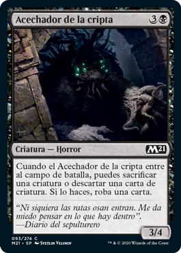 Acechador de la cripta