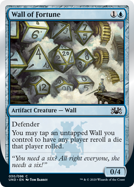 Wall of Fortune