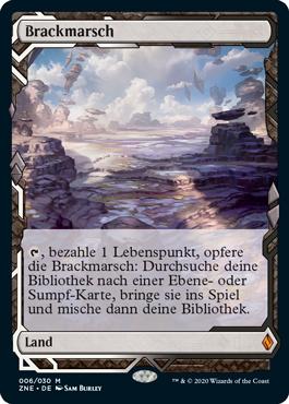 Brackmarsch