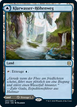 Klarwasser-Höhenweg