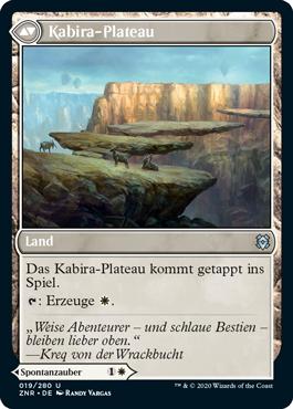 Kabira-Plateau