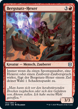 Bergsturz-Hexer