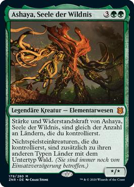 Ashaya, Seele der Wildnis