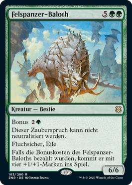 Felspanzer-Baloth