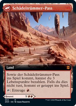 Schädeltrümmer-Pass