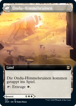 Ondu-Himmelsruinen