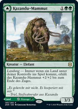 Kazandu-Mammut