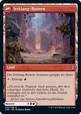 Irrklang-Ruinen
