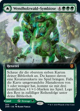 Wendholzwald-Symbiose