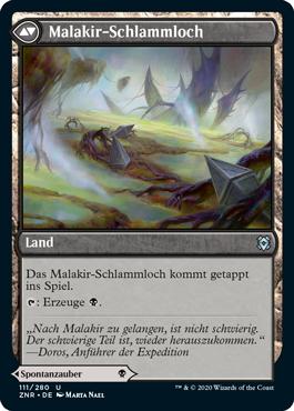 Malakir-Schlammloch