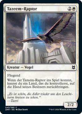 Tazeem-Raptor