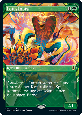 Lotuskobra