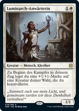 Luminarch-Anwärterin